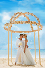 Honeymoon Registry Wedding Website