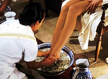 Deluxe Spa Pedicure
