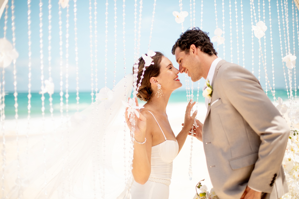 Modern Enchantment Wedding Ceremony